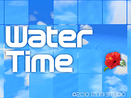 Water Time �^�C�g��